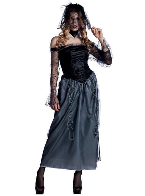 Disfraz de lady araña para mujer