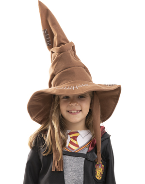 Разпределителната шапка за деца