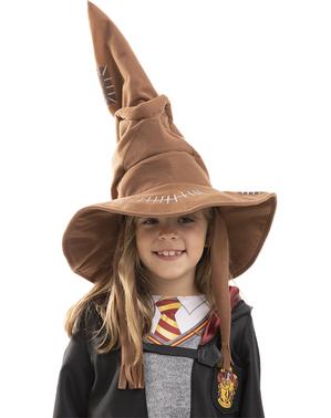 Sprechender Hut für Kinder - Harry Potter