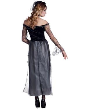 Costum de mireasă fantomă pentru femei
