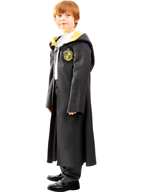 Disfraz Hufflepuff Harry Potter para niños