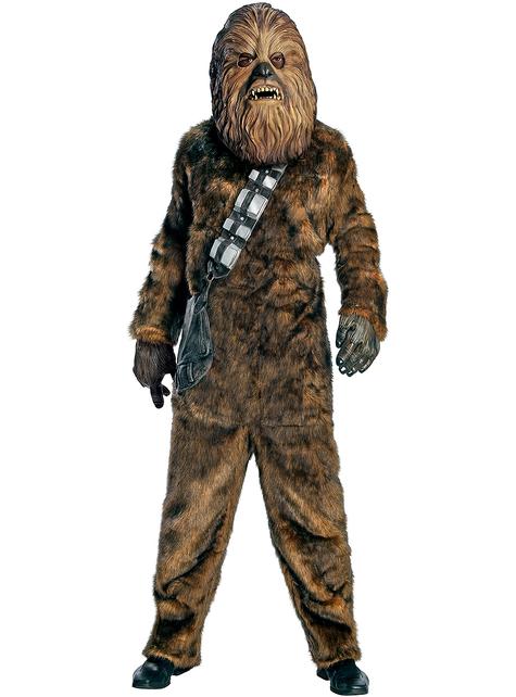 Luxus Chewbacca felnőtt jelmez