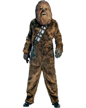 Розкішний костюм Чубакки для дорослих