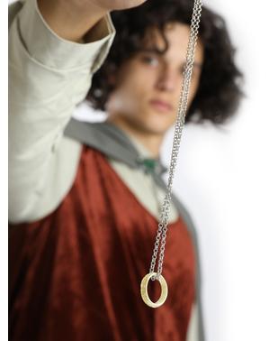 Δαχτυλίδι με Αλυσίδα - Ο Άρχοντας των Δαχτυλιδιών