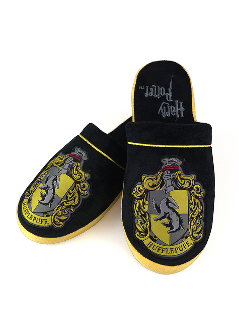 Zapatillas de estar por casa Hufflepuff para adulto - Harry Potter