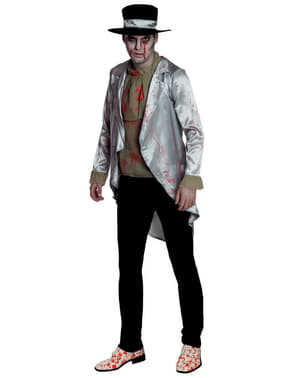 Kostium Halloween Pan Młody dla mężczyzn