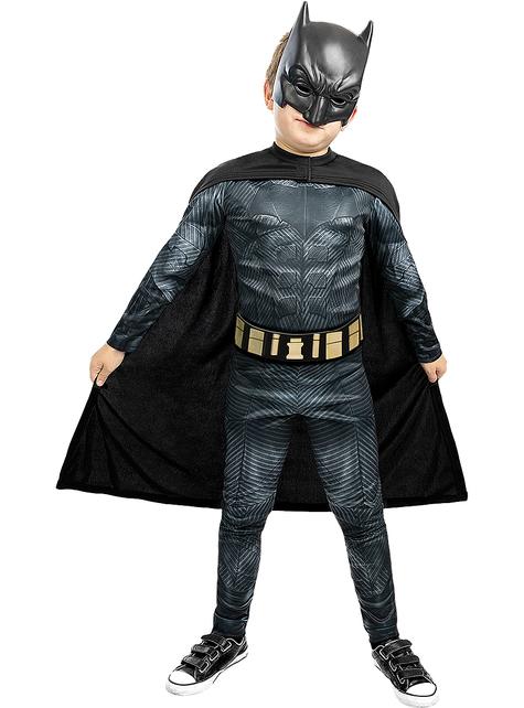Batman Asu Lapsille - Justice League