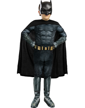Deluxe Batman Costume for Kids - Justice League