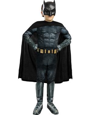 Fato de Batman deluxe para menino - A liga da Justiça