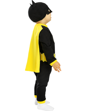 Fato Batman para bebé