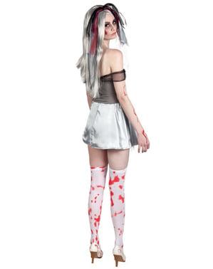 Bloedig Dode bruid kostuum voor vrouwen