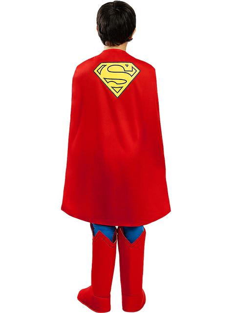 Déguisement Superman enfant deluxe