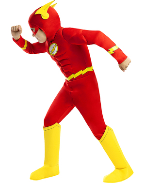 Deluxe Flash Costume for Kids