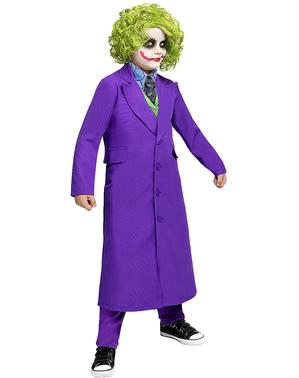 Fato de Joker para menino
