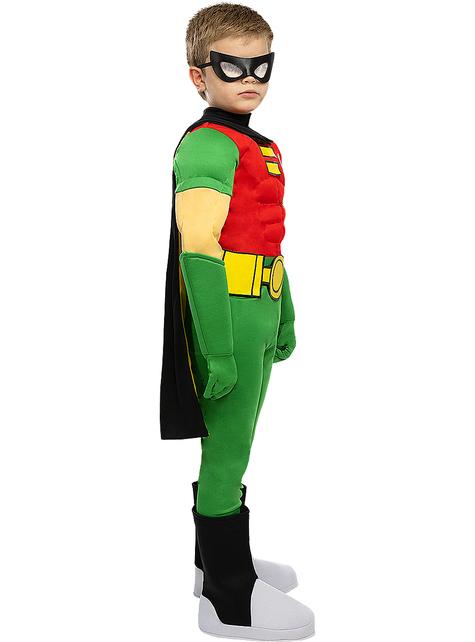 Disfraz de Robin para niño