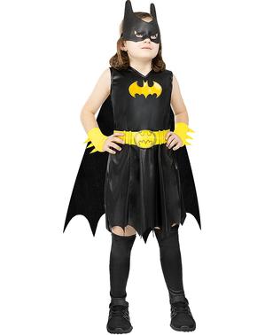 Strój Batgirl dla dziewczynek