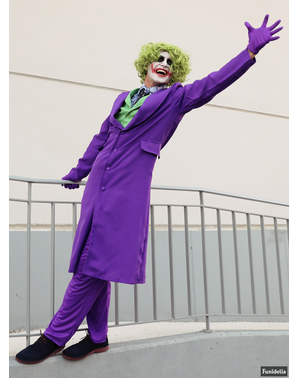 Costum Joker - The Dark Knight