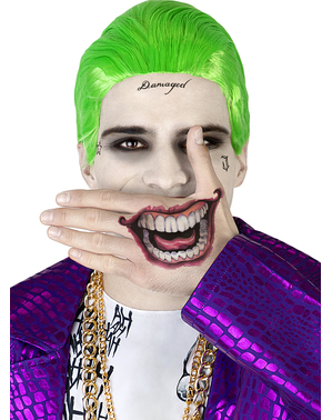Joker Tattoos - Suicide Squad