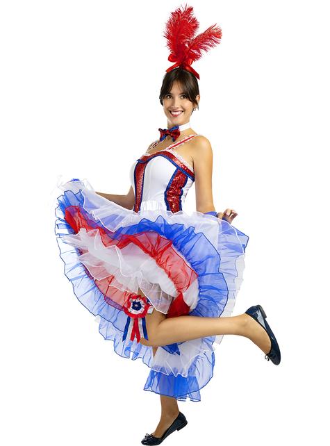 Déguisement Moulin Rouge femme