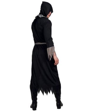 Sinistere grafdelver kostuum voor mannen