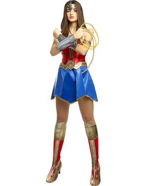 Wonder Woman Maskeraddräkt