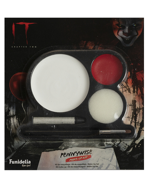 Pennywise Make-Up - ES (Film) Kapitel 2