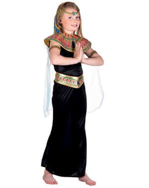 Tyttöjen Egyptiläisprinsessa - asu