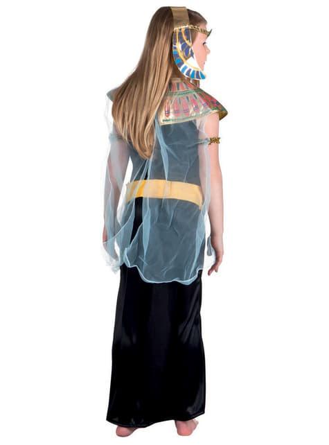Disfraz de princesa egipcia para niña - niña