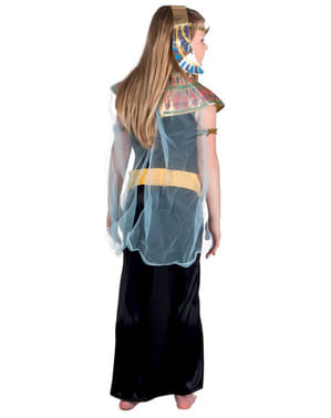少女のエジプト王女のコスチューム