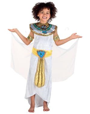 Kleopatra Anubis Kostüm für Mädchen