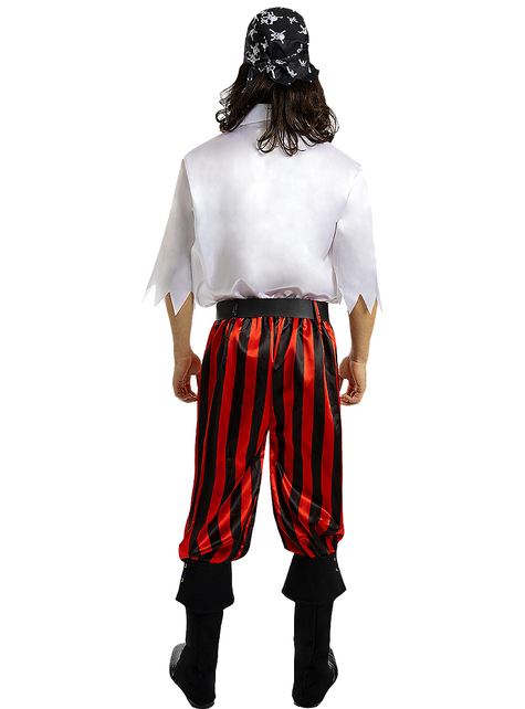 Strój Pirat dla mężczyzn plus size - Kolekcja Korsarska