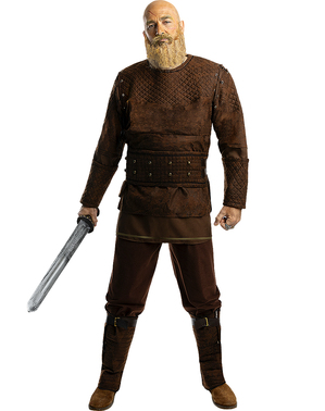 Disfraz de Ragnar - Vikings