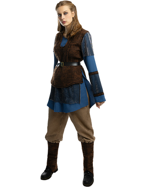 Costume di Lagertha - Vikings