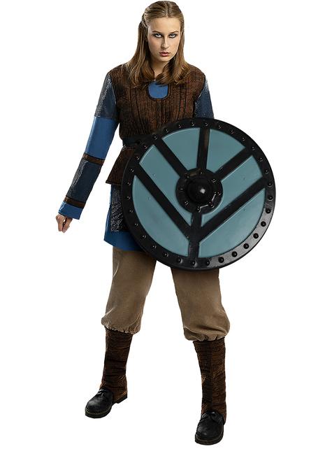 Lagertha Kostuum - Vikings