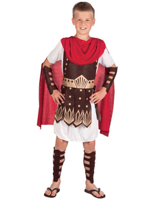Boyu0027s Victorious Gladiator Costume ...  sc 1 st  Funidelia & Roman Costumes for kids. Express delivery | Funidelia