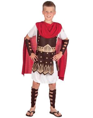 Maskeraddräkt vinnande gladiator barn