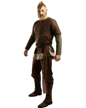 Disfraz de Floki - Vikings