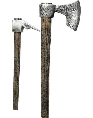 Set di armi di Floki – Vikings