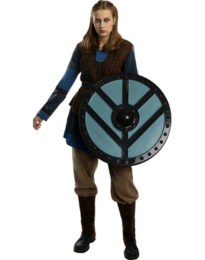 Lagertha Lothbrok Shield - Vikings
