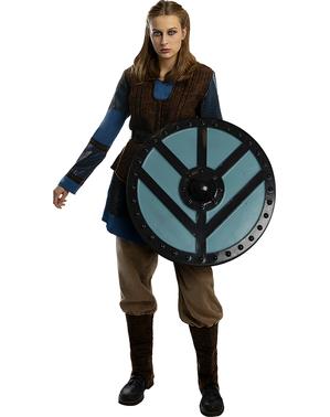 Lagertha Lothbrok štit - Vikings