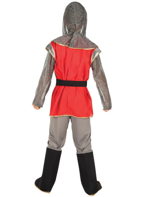 Boy's Brave Knight Costume