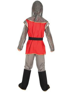 Mutiger Ritter Kostüm für Jungen