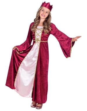 Renaissance kostuum voor meisjes