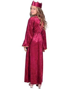 Kostým pro dívky renesanční