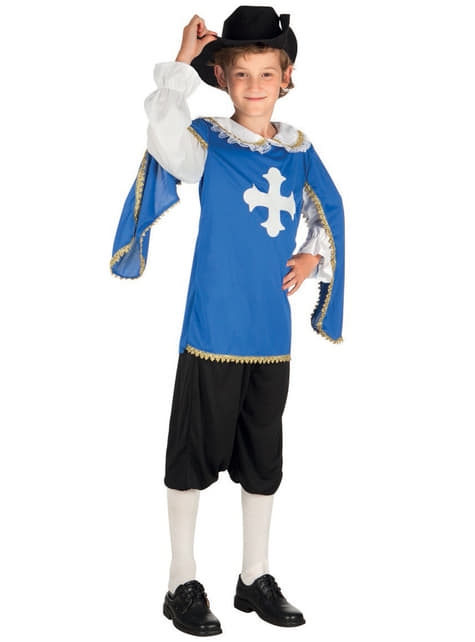 Kids Musketeer Costume