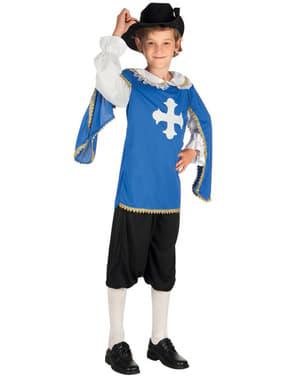 Disfraz de mosquetero de la orden para niño