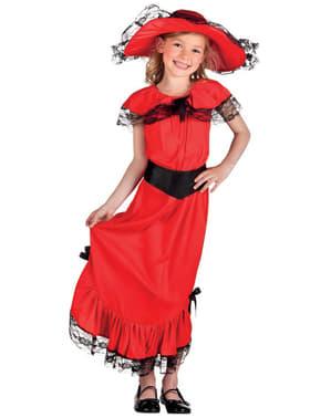Dívčí kostým Scarlet