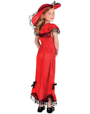 Girl's Scarlett Costume