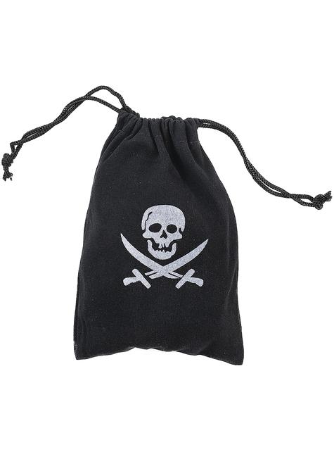 Piratska vreća sa kovanicama