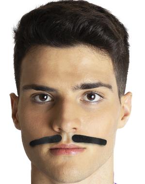 Smugglar Mustasch för honom